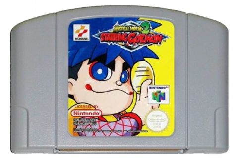 Buy Mystical Ninja 2 Starring Goemon N64 Australia