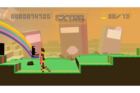 Download BIT.TRIP RUNNER Full PC Game