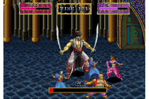 Arabian Magic (1992) by Taito Arcade game