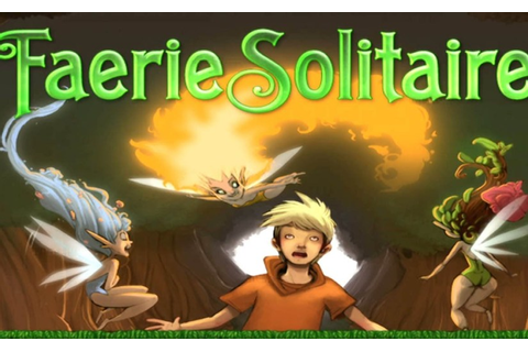 Free Game: Faerie Solitaire Classic is free on Itch.io ...