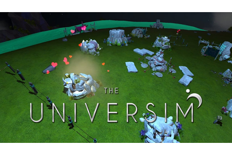 THE UNIVERSIM SAVE GAME UPDATE! | Love is in the Air! New ...