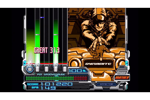 Beatmania IIDX 8th Style - DYNAMITE RAVE [ANOTHER] - YouTube