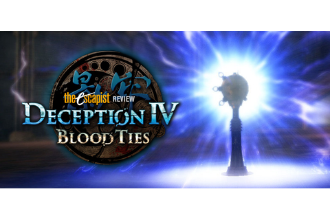 Deception IV: Blood Ties Review - Boobies Trap | Reviews ...