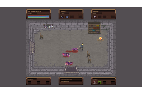 No Turning Back: The Pixel Art Action-Adventure Roguelike ...