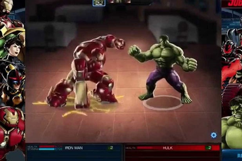 Disney to Shut Down 'Marvel: Avengers Alliance' Games