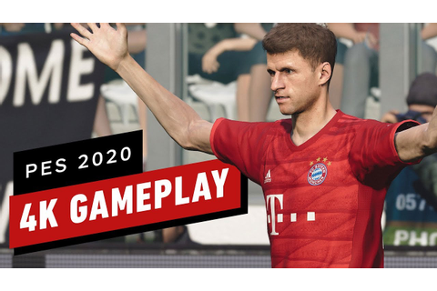 PES 2020 eFootball Pro Evolution Soccer 2020: A Full Match ...