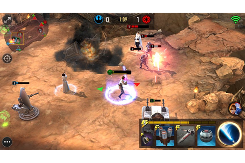 'Star Wars: Force Arena' Guide – Tips and Tricks for ...