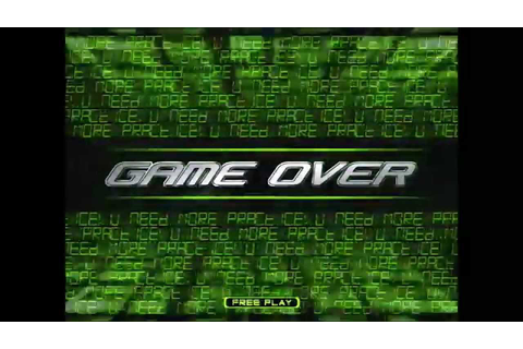 [EZ2DJ 3rd : Absolute Pitch] GAME OVER - YouTube