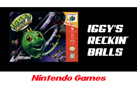 Iggy's Reckin' Balls (Easy Street Courses - Gameplay ...