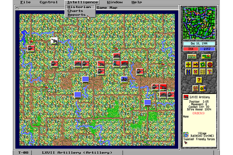 Empire 2: The Art of War (1995) by White Wolf Productions ...