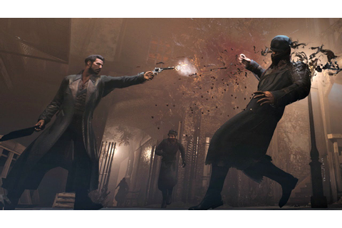 Vampyr Gameplay Showcase - IGN Live: E3 2017 - YouTube