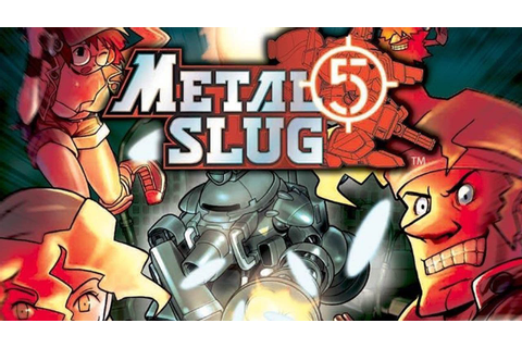 CGR Undertow - METAL SLUG 5 review for Nintendo Wii - YouTube