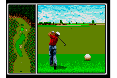 Arnold Palmer Tournament Golf / Genesis / 1989 / Sega Does