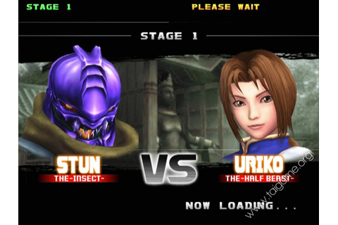 Bloody Roar 3 (Vũ đài mãnh thú) - Tai game | Download game ...
