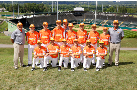 Sweet 16: Little League Baseball® World Series Teams at a ...