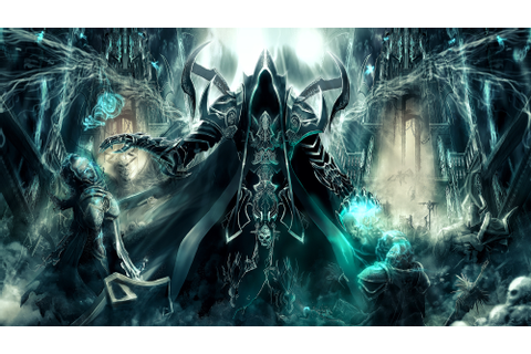 Diablo III: Reaper Of Souls HD Wallpaper | Background ...
