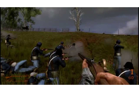 CIVIL WAR GAMES PC - YouTube