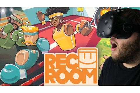 Rec Room Gameplay - VR MMO!? An Awesome Social Sports Game ...