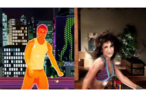 Zumba® Fitness Video Game Commercial - YouTube