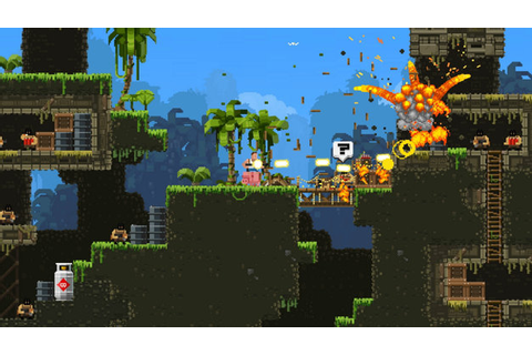 Broforce Game | PS4 - PlayStation