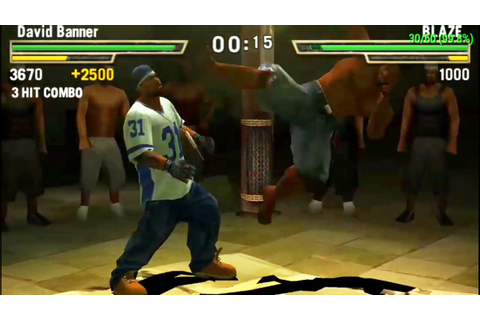 แนะนำเกม PPSSPP | Def Jam Fight For NY The Takeover ...