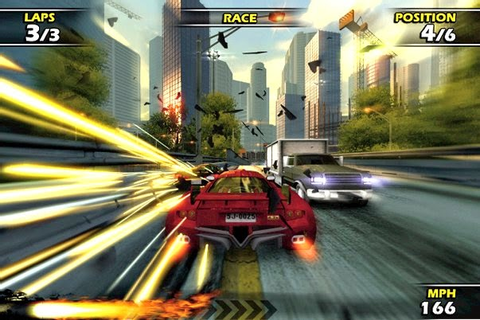Burnout Dominator PSP CSO files 420MB compressed | Games7 ...