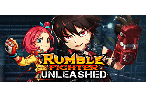 Rumble Fighter is a free-to-play fighting MMO game with real mixed ...