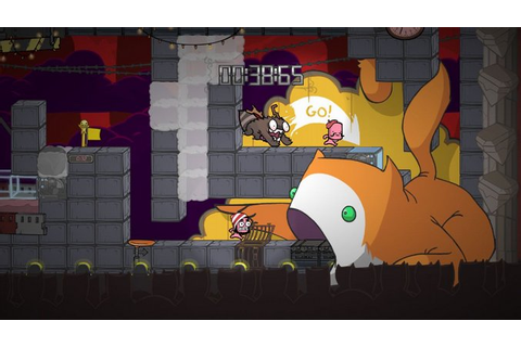 Battleblock Theater (XBLA) :: Games :: Reviews :: Paste