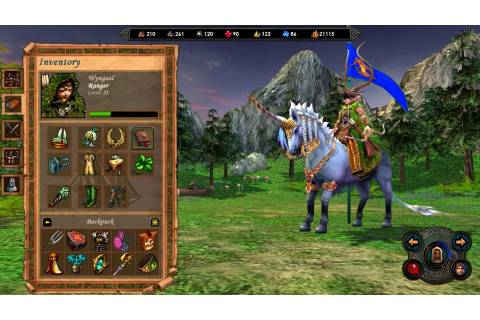 "Галерея ""Heroes of Might and Magic V: Tribes of the East ..."