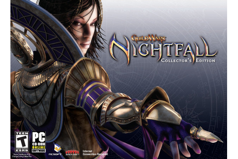 Guild Wars: Nightfall Collector's Edition - PC - IGN