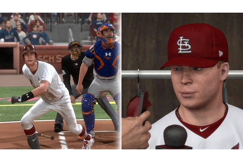 FIRST CAREER PLAYOFF GAME! MLB THE SHOW 17 ROAD TO THE ...