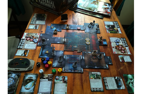 Both Board Game and RPG: Star Wars Imperial Assault - Sci ...