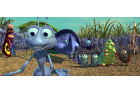 "Flik, character from ""A bug's life"". 