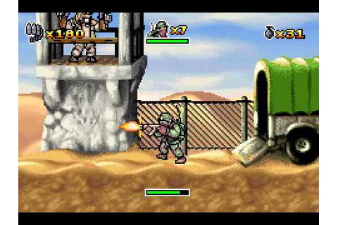 Game Boy Advance Longplay [088] CT Special Forces - YouTube