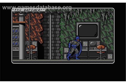 Batman: The Caped Crusader - Atari ST - Games Database