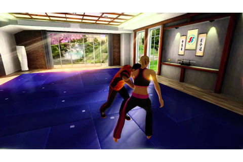 Self Defense Training Camp (Xbox 360) - YouTube