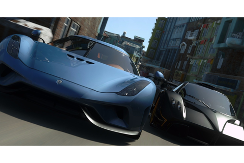 DriveClub VR review • Eurogamer.net