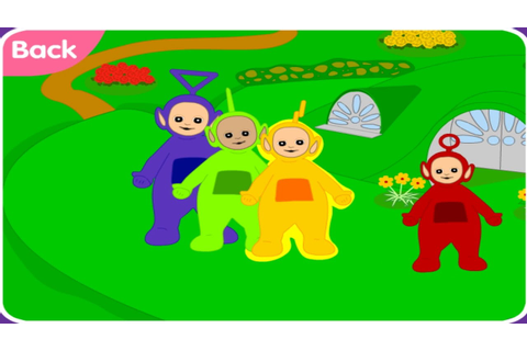 Teletubbies Dance Game - teletubbies kids games - fun ...