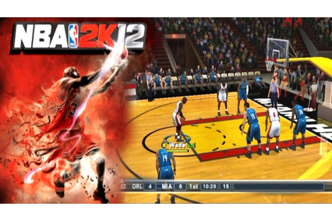 NBA 2K12 HIGHLY COMPRESSED download free pc game | free ...