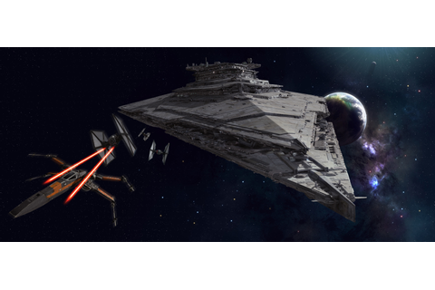 The Finalizer First Order Star Destroyer Star Wars The ...