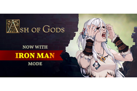 Ash of Gods: Redemption on Steam