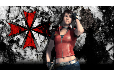 Resident Evil, Video Games, Claire Redfield Wallpapers HD ...