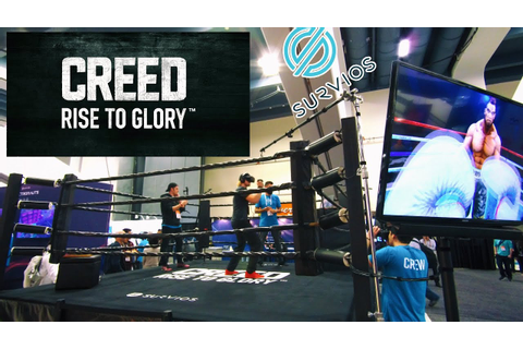 CREED: Rise to Glory | Interview & Gameplay at GDC 2018 ...