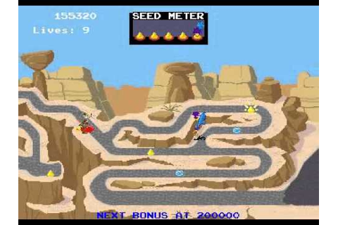Road Runner (ARCADE) Inv - YouTube