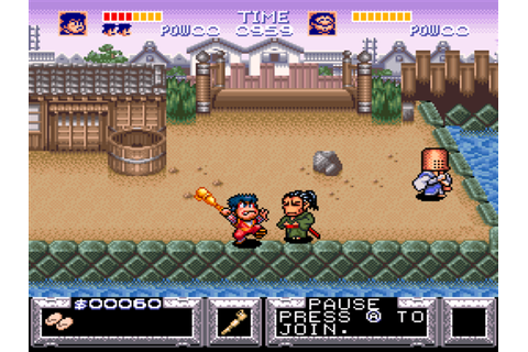 The Legend of the Mystical Ninja Game Download | GameFabrique