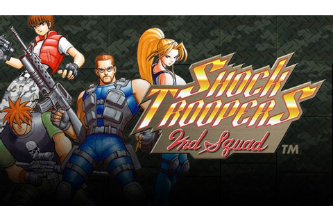 SHOCK TROOPERS 2nd Squad Torrent « Games Torrent
