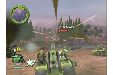 Battalion Wars (GCN / GameCube) Game Profile | News ...