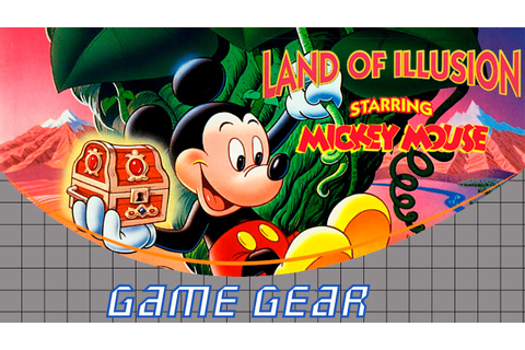 Land of Illusion starring Mickey Mouse [Game Gear] - YouTube