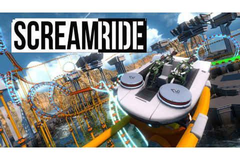 ScreamRide Exclusive Gameplay - FIRST IMPRESSIONS Preview ...