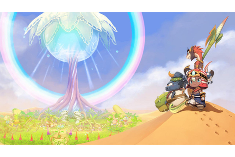 Ever Oasis - Nintendo 3DS - IGN
